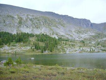 Каракольские озера