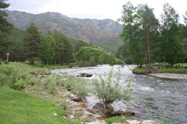 Река Чемал