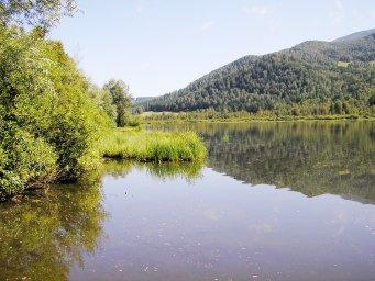 Озеро Манжерок