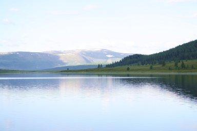 Озеро Узункель