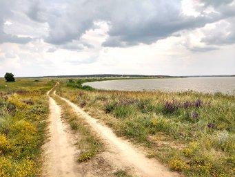 Озеро в Завьялово