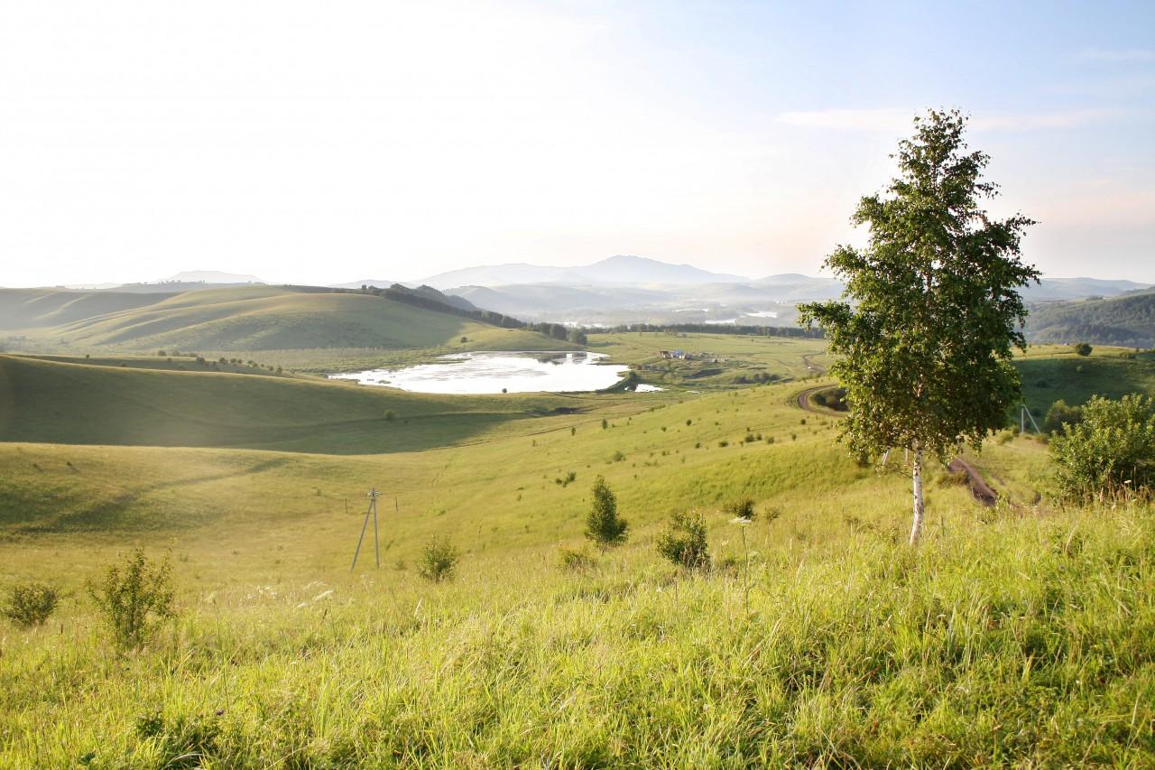 Озеро Пучина