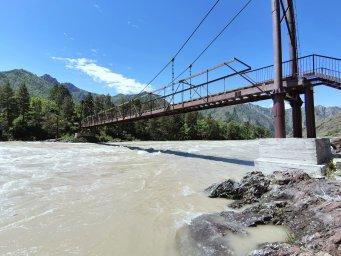 Мост у Еланды
